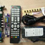 LCD Test Board